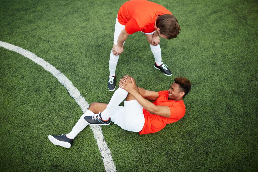 Fußball Verletzungen